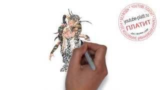 Как приручить дракона поэтапно рисовать карандашом(, 2014-09-04T03:32:36.000Z)
