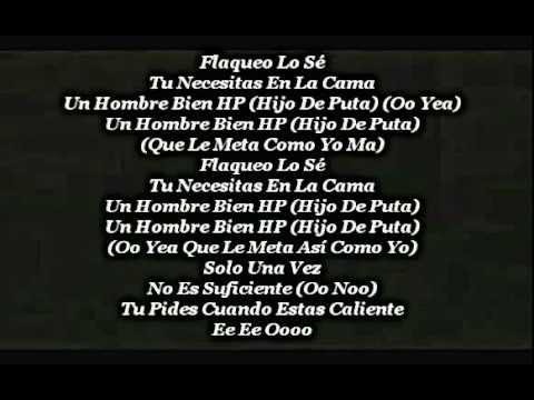 Alexis & Fido HP Letra  YouTube