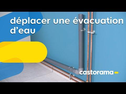 Comment Déplacer Une évacuation Du0027eaux Usées ? (Castorama)   YouTube