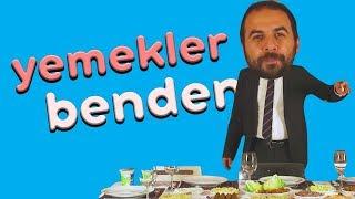 YEMEKLER BENDEN - 2. Sezon Finali - Melih'in Yemekleri Beğenildi Mi?