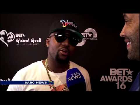 AKA, Black Coffee, Cassper Nyovest among 8 artists in the BET Awards