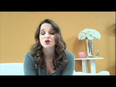 Kay Panabaker talks to LA Teen Festival about kissing Zac Efron