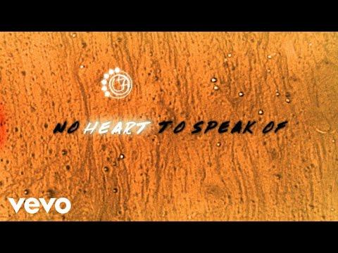 Blink-182 - No Heart To Speak Of (Lyric Video)