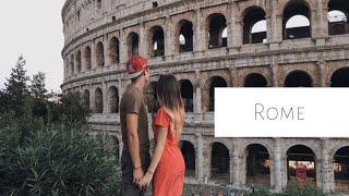 Рим ► Кавказский акцент в Италии. Блошиный рынок в Риме. Стоимость продуктов в Италии.
