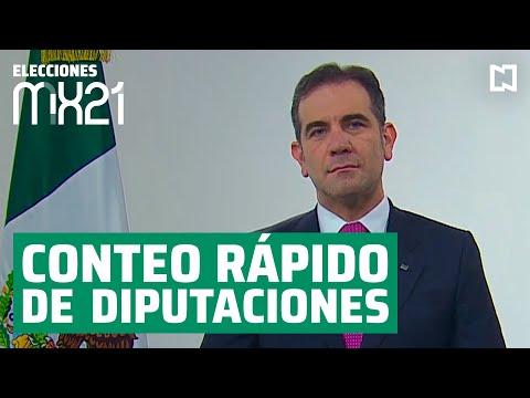 En vivo: Elecciones 2021 en México. Corte informativo 23 hrs.