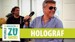 Holograf - Cat de departe (Live la Radio ZU)