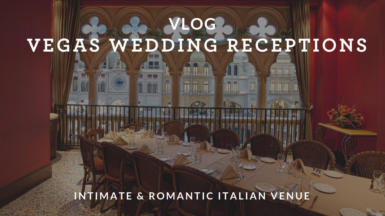 Las Vegas Wedding Reception Venues | Vlog Las Vegas Wedding Reception Location Intimate Romantic