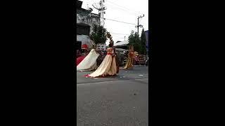 Karnaval Hut Kota Prabumulih Yg Ke 16 Tgl 18 Oktober 2017 Part 2