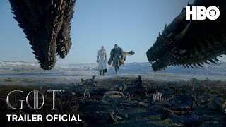 Game of Thrones | Temporada 8 | Trailer Oficial (HBO)