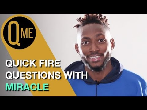 BBNaija Winner Miracle Interview #BBNaija2018- Quiz Me with DStv