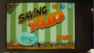 A Fun, Cute and Quirky Application! | Saving Yello App Review for iPhone, iPod Touch and iPad (HD)