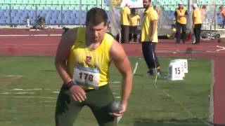 Deaflympics - Sofia 2013 - Athletics 2nd August (part two)