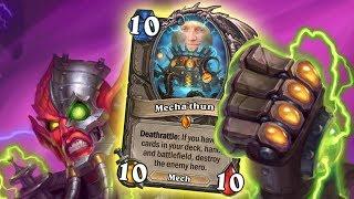 Mecha'thun Warlock Combo!