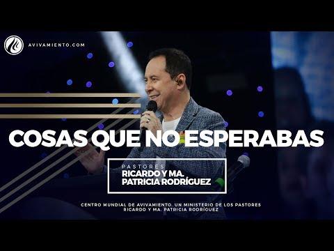 #68 Cosas que no esperabas - Pastor Ricardo Rodríguez