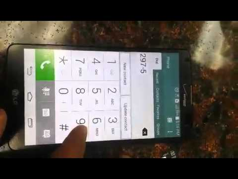 How To Unlock An Lg G3