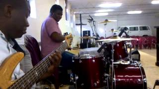 GIAMI Psalmists rehearsal