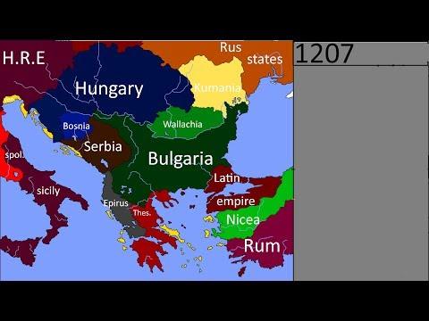 Bulgarian Latin war (1204 -1207)