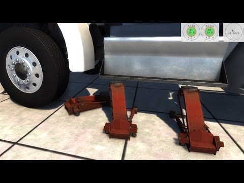 Hydraulic Car Jack - BeamNG.drive