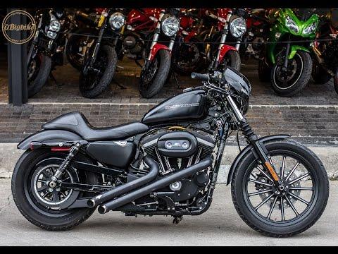 ep.25 รีวิว ขาย Harley Davidson Iron883 หล่อ ตับ ตับ ตับ