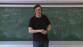 Maxim Kontsevich - 3/4 Bridgeland Stability over Non-Archimedean Fields thumbnail
