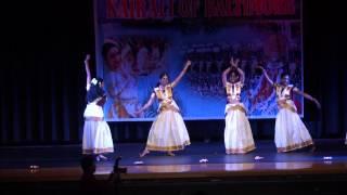 Kairali of Baltimore Onam 2014- Sasikala Charthiya Dance