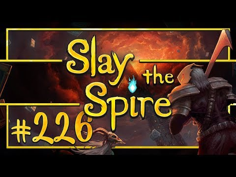Let's Play Slay the Spire: Ascension 15 Silent - Episode 226