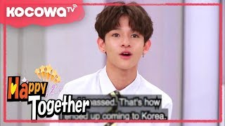 Video [Happy Together] Ep 513_ Samuel's dance performance download MP3, 3GP, MP4, WEBM, AVI, FLV Desember 2017