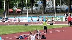 Folksam GP 2012 - W 1500m
