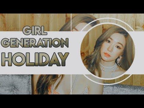 Girls Generation - Holiday [ Amazing Karaoke / Instrumental backing vocal ]