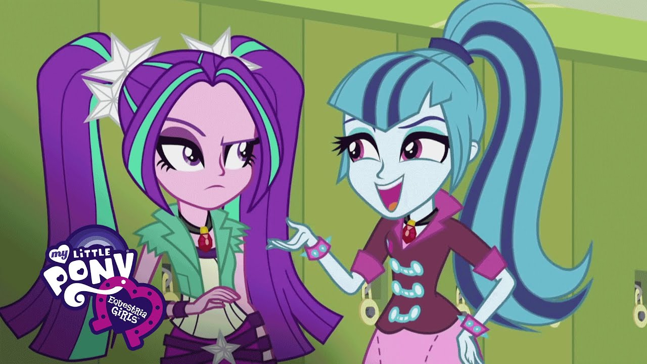 Mlp Equestria Girls Uk - Rainbow Rocks - Aria Blaze -7506