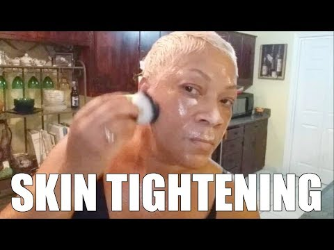 100% RESULTS | ANTI-AGING SKIN TIGHTENING HOME REMEDY WITH ONE INGREDIENT