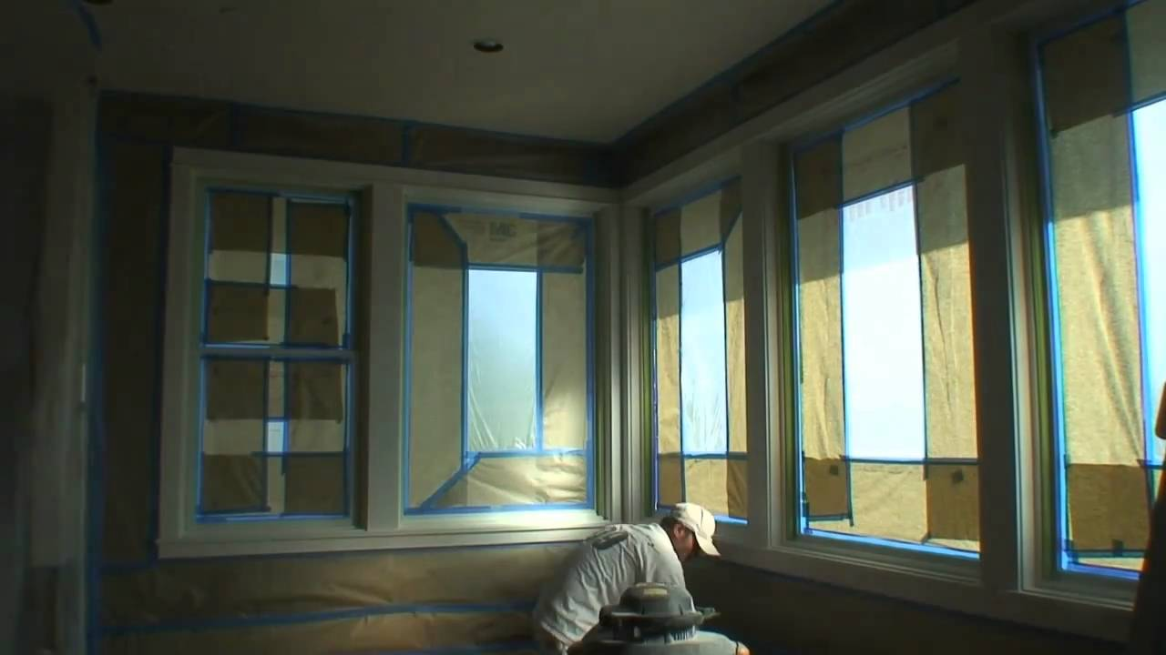 Painting Wood Window Trim