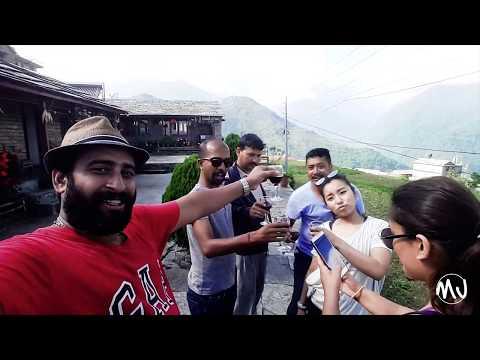 Pokhara to Ghandruk Trip 2017   Awesome Nepal  