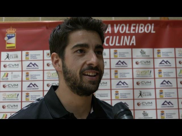 Entrevistes Conectabalear CV Manacor - Leleman VB Valencia