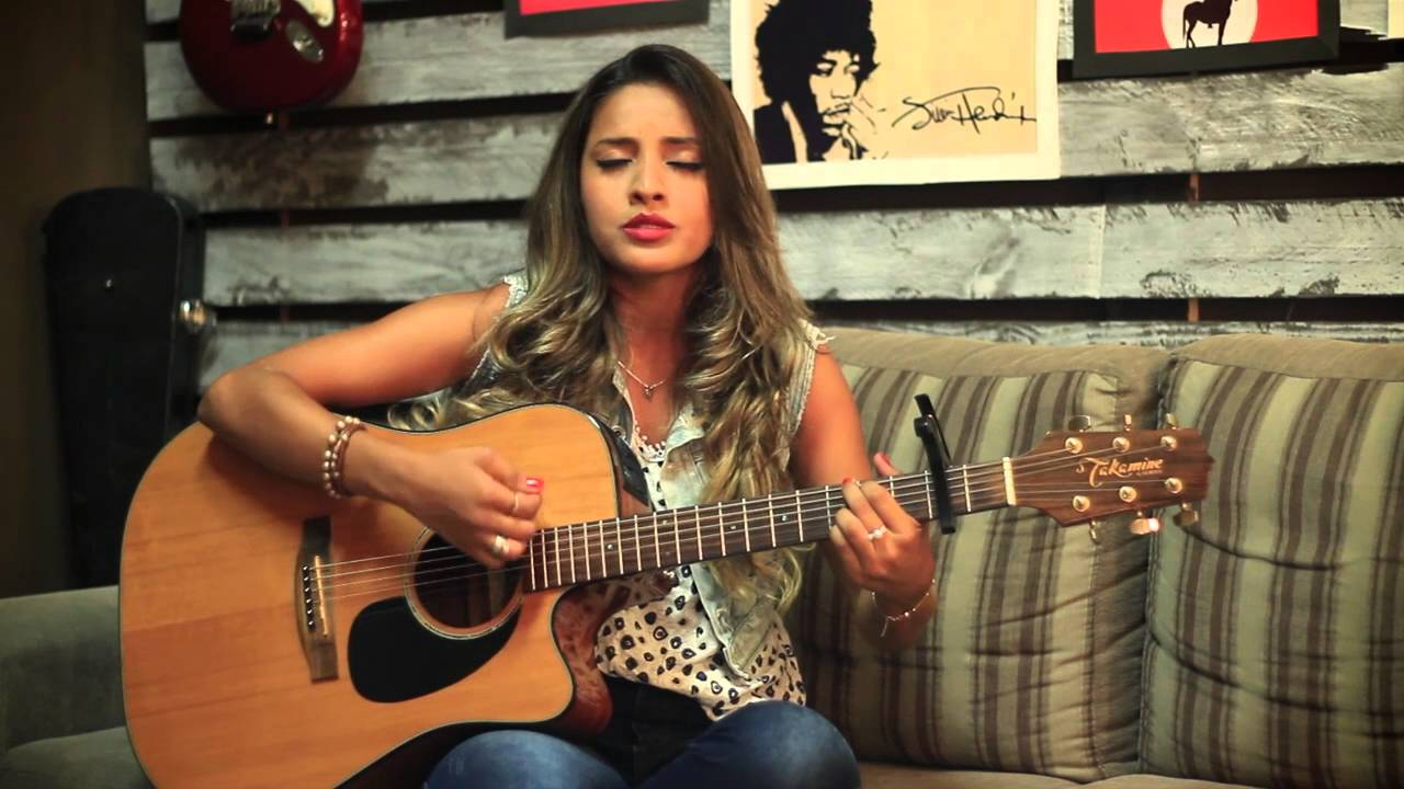 Mari Borges Me Perdoa Pai (Cover Thaiane Seghetto) - YouTube