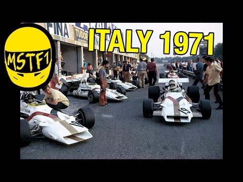 1971 Italian Grand Prix – Mystery Science Theater F1