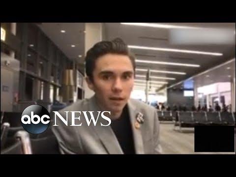 Fox News anchor apologizes to Parkland student activist