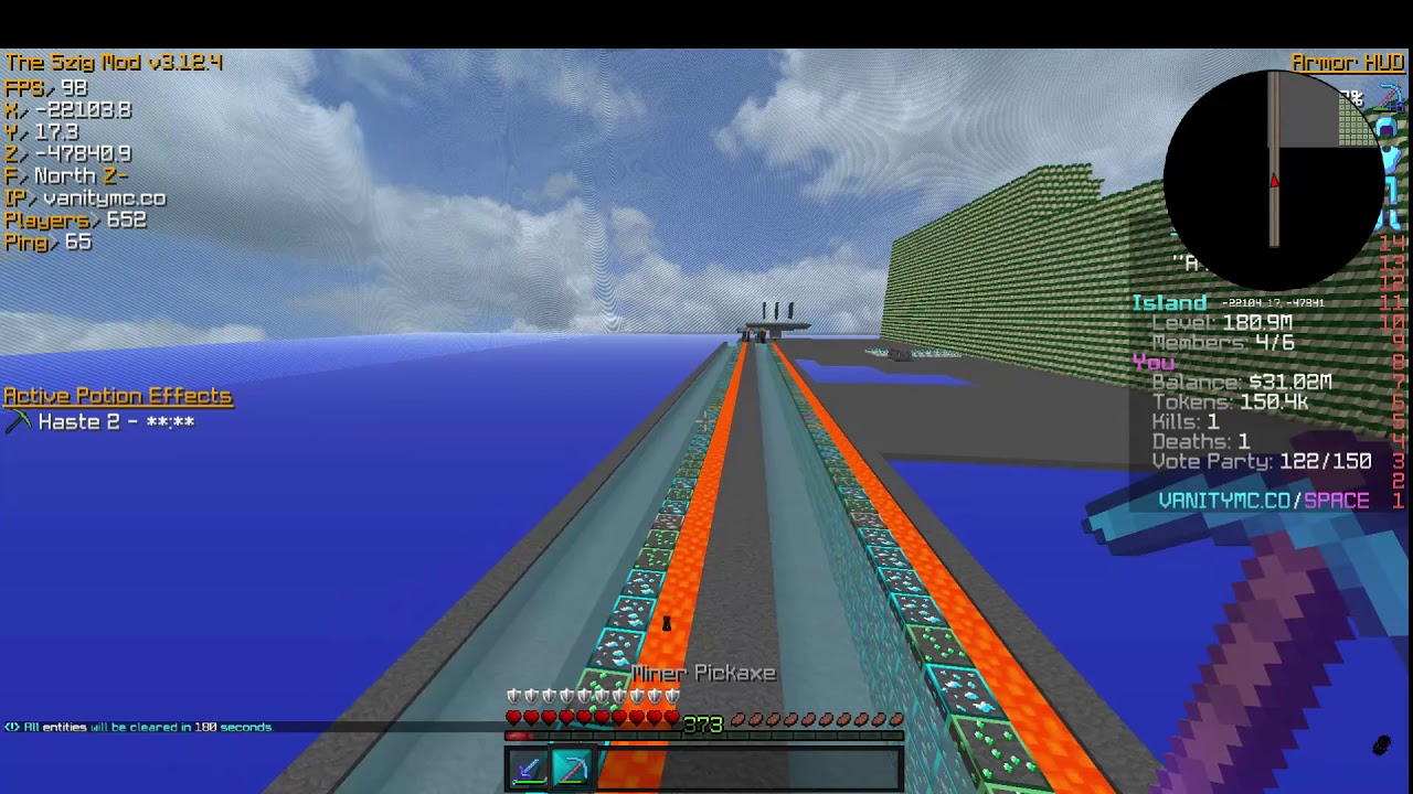 Download There Is A More Efficient Way To Make This Grinder Ep 8 Vanitymc Space Skyblock
