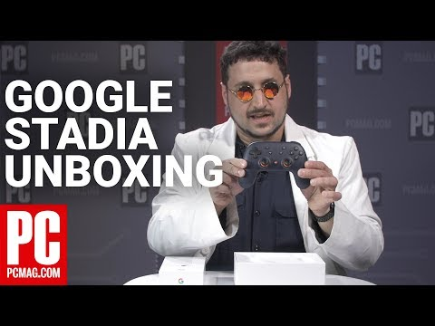 Unboxing the Google Stadia Founder's Edition: Just What IS Stadia, Anyway?