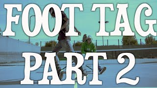 FOOT-TAG | KING CHARLES & SOUP | FLEXN X CHICAGO FOOTWORK