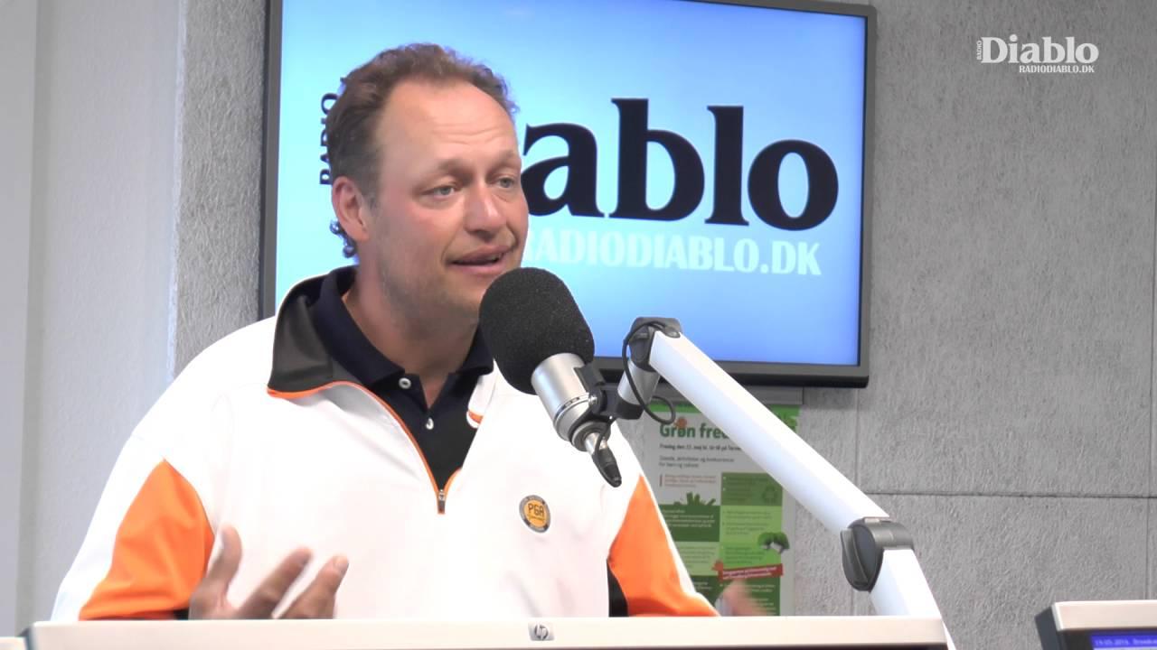 En Ny Dag - Lær matematik og fysik på golfbanen, Christian Henriksen