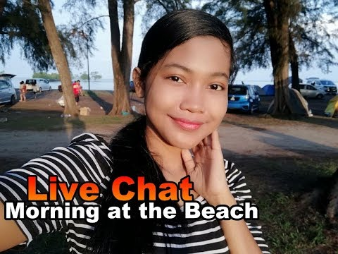 Morning At The Beach - Amira Live Chat