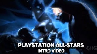 PlayStation All-Stars Battle Royale Intro Video