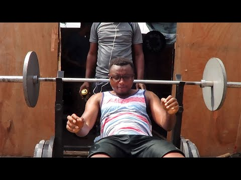 Freetown Stadium Tour || Basketball With Some Students