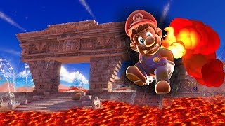 Super Mario Odyssey's Superstar mode is insane...