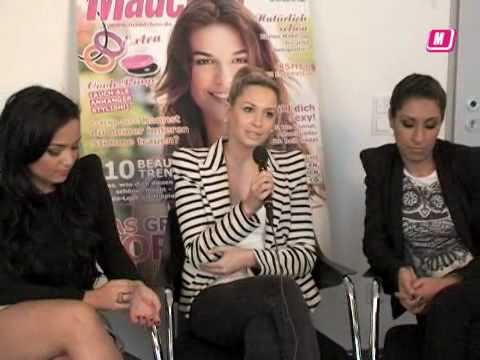 Monrose im Interview mit - Mädchen.de