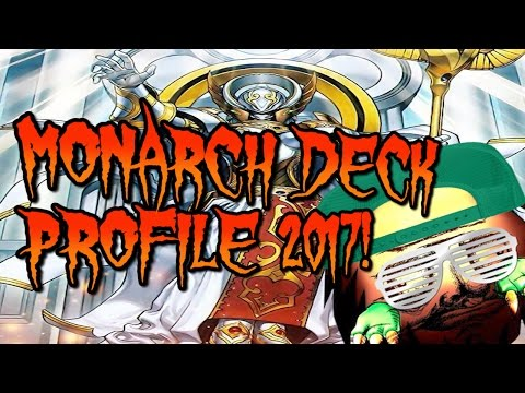 AWESOME MONARCH DECK PROFILE 2017!
