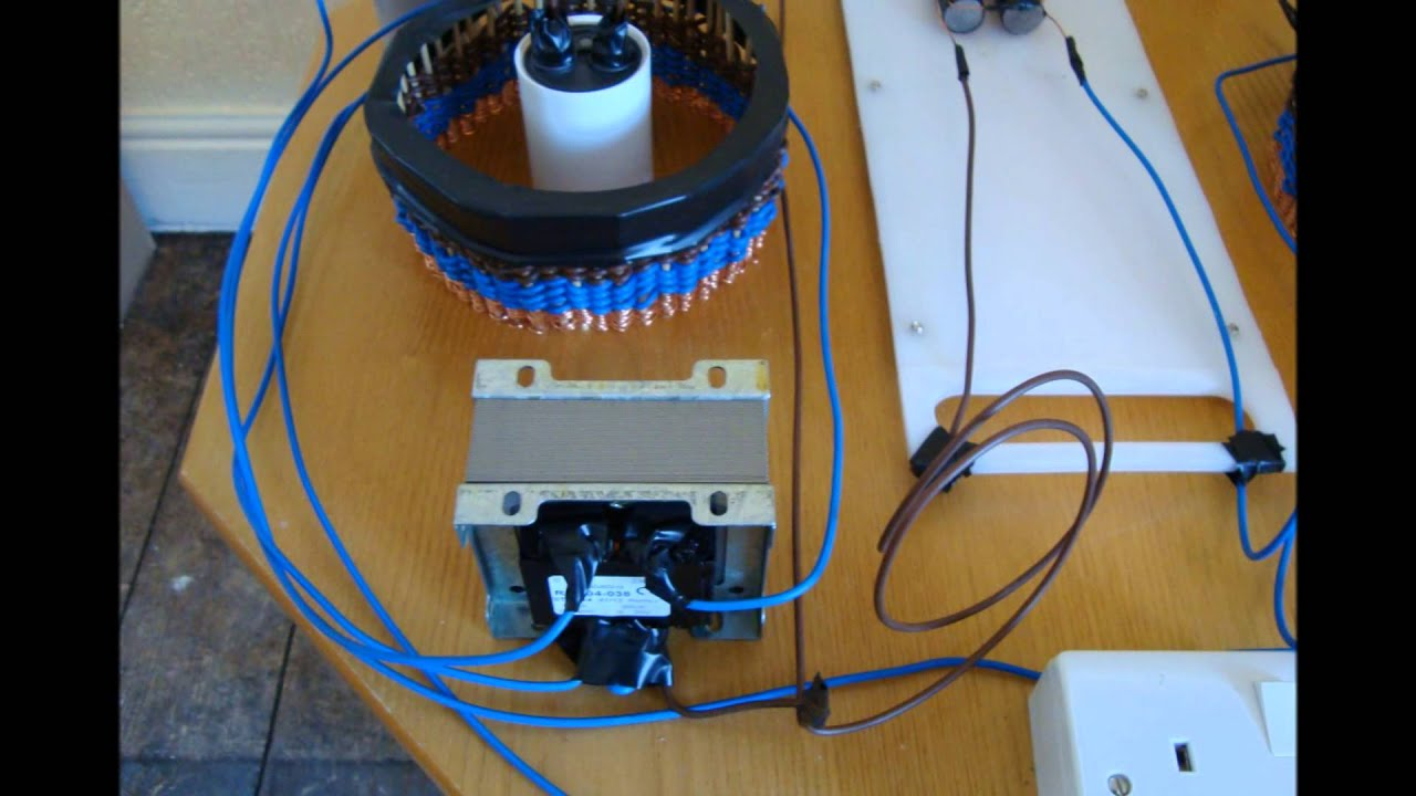 Hendershot Fuelless Generator - Free Energy Generator - YouTube