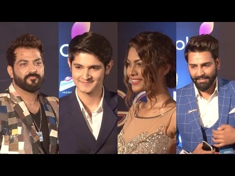 Thumbnail: Bigg Boss 10 contestants Manu, Manveer Gurjar, Nitibha, Lopamudra and Rohan Mehra at Golden Petal