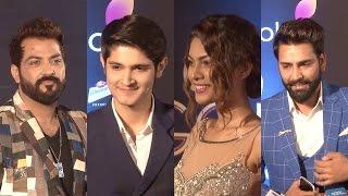 Bigg Boss 10 contestants Manu, Manveer Gurjar, Nitibha, Lopamudra and Rohan Mehra at Golden Petal